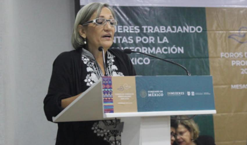 """Secretaria de las Mujeres de la CDMX se Disculpa por Usar el Término """"Feminazis"""""""