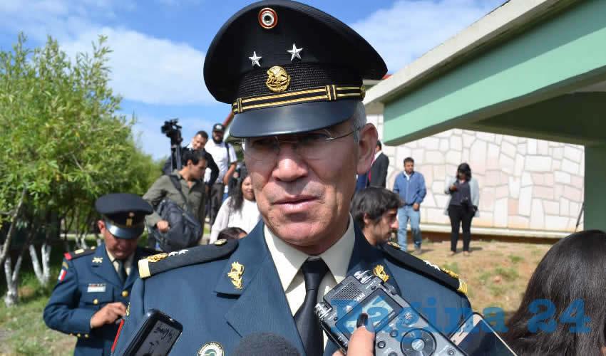 Rogelio Castellanos Franco, general diplomado del Estado Mayor de la 11 Zona Milita de la entidad (Foto: Merari Martínez)