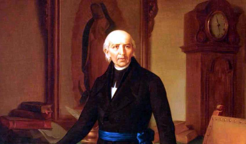 Miguel Gregorio Antonio Ignacio Hidalgo y Costilla Gallaga Mandarte y Villaseñor