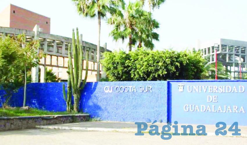 Según un comunicado de la UdeG, la alumna fallecida respondía al nombre de Galilea Montserrat Rizo de la Rosa, quien era estudiante de Derecho en el plantel ubicado en Puerto Vallarta/Foto: Especial