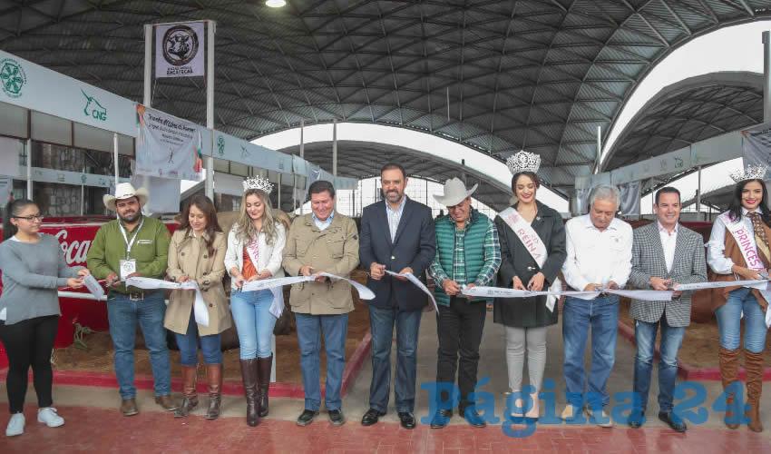 Dio inicio formal a la Exposición Ganadera 2019 y a la Expo Equina 2019