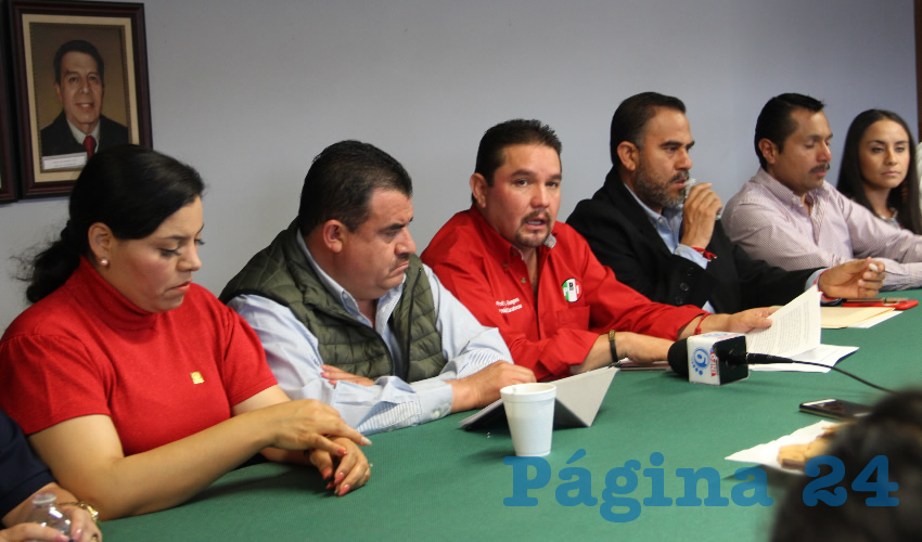 Gustavo Uribe: El Tercer Informe de Gobierno de Alejandro Tello Cristerna fue bueno y anunció resultados buenos para la población de Zacatecas (Foto Rocío Castro Alvarado)