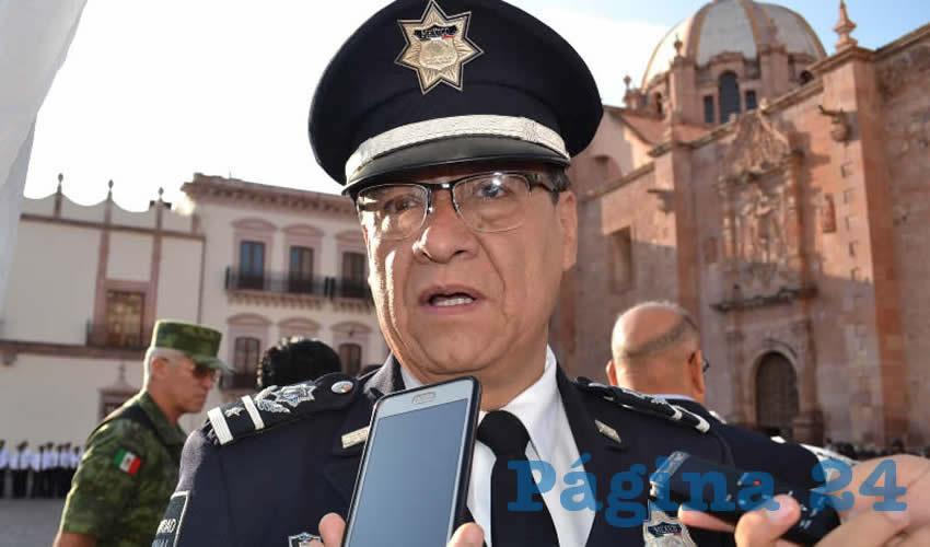 Orestes de Jesús Estrada Miranda (Foto: Merari Martínez)