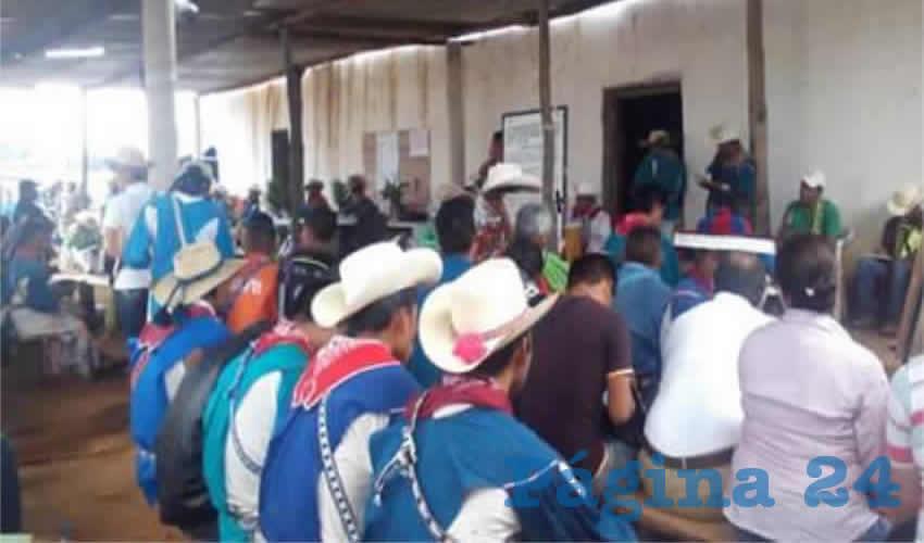 """De acuerdo con el escrito lanzado por las comunidades, es """"grave que prevalezcan las omisiones a esta gestión y nuestros derechos como ciudadanos peticionarios, que habitamos este estado de Jalisco, y más cuando se gobierna bajo el principio rector de la 'Refundación de Jalisco'""""/Foto: Cortesía"""