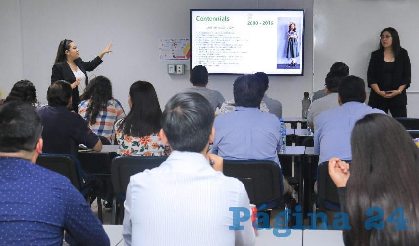 Los estudiantes que fueron partícipes de las conferencias de este encuentro están contribuyendo con el desarrollo de las buenas relaciones dentro de las empresas