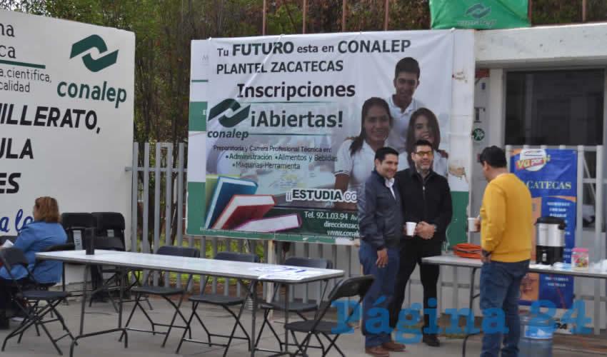 En 24 estados opera el Conalep, sin embargo, en esta ocasión se han visto vulnerados los sindicalizados de Tabasco, Campeche, Coahuila y Quintana Roo, problemática que es ajena a la organización gremial local (Foto Merari Martínez)
