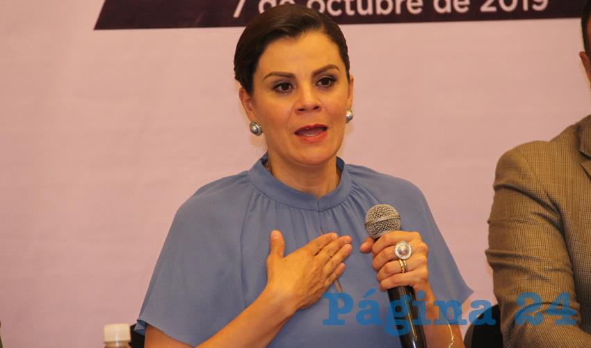 Cristina Rodríguez Pacheco (Foto Rocío Castro)