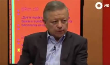 Presidente de la Suprema Corte fue Objeto de Presiones y Amenazas de Parte de Calderón