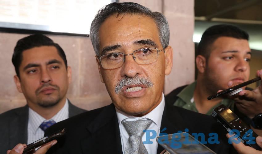 Miguel Ángel Piza Jiménez, secretario de Salud (Foto: Archivo)