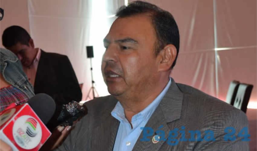 Pedro Martínez Flores (Foto: Merari Martínez)