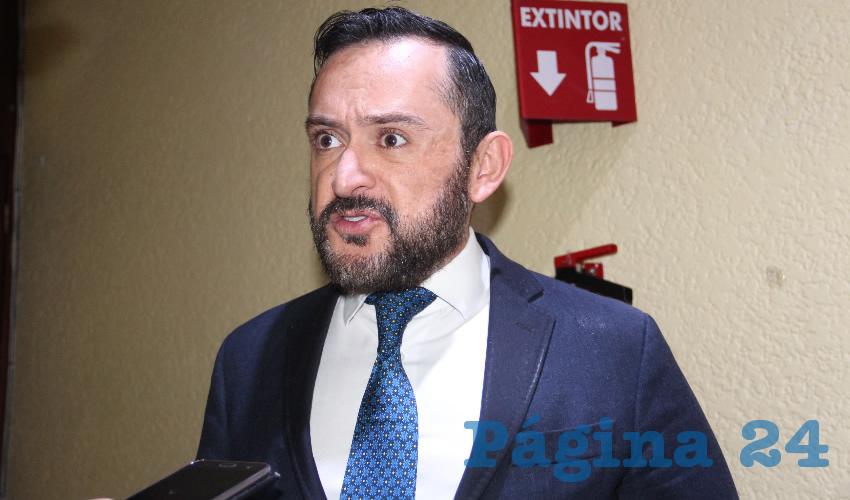 Raymundo Moreno Romero, activista en pro de los derechos lésbico-gay (Foto Rocío Castro Alvarado)