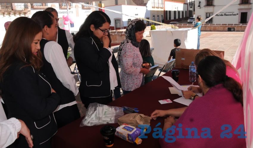 Martínez: México Ocupa el Primer Lugar en Muerte de Mujeres Menores de 25 Años por Cáncer de Mama
