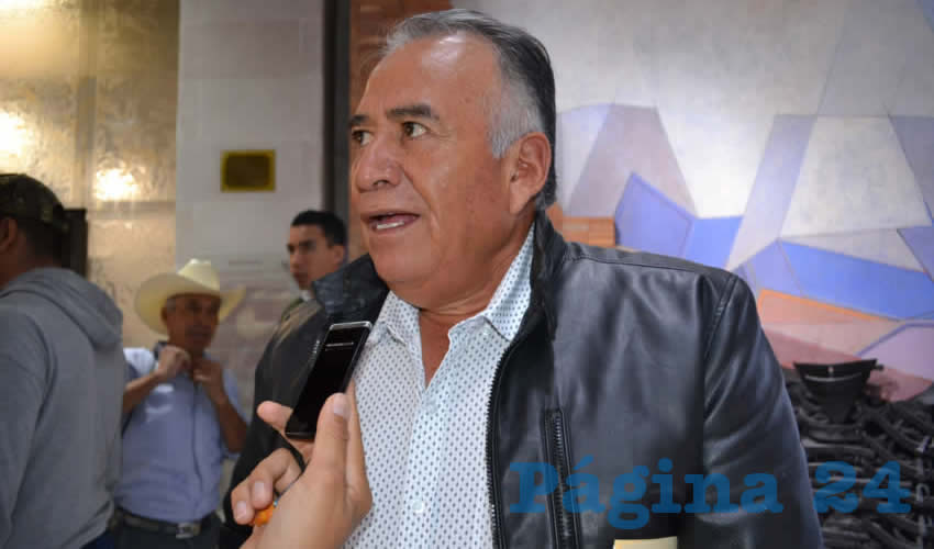 Diputado Armando Perales Pide que Obras Públicas Atienda Carreteras Dañadas