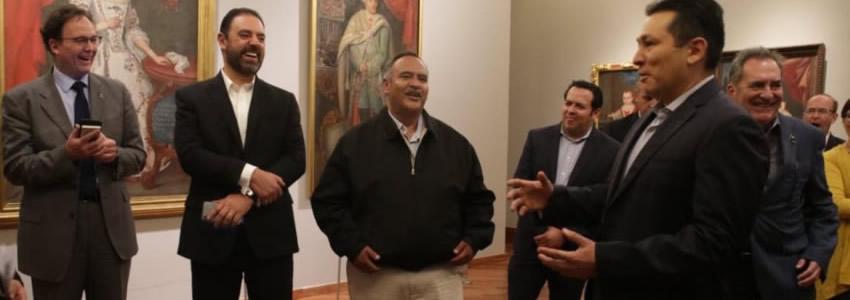Gobernador Tello Cierra Filas con Empresarios en Búsqueda del Desarrollo de Zacatecas