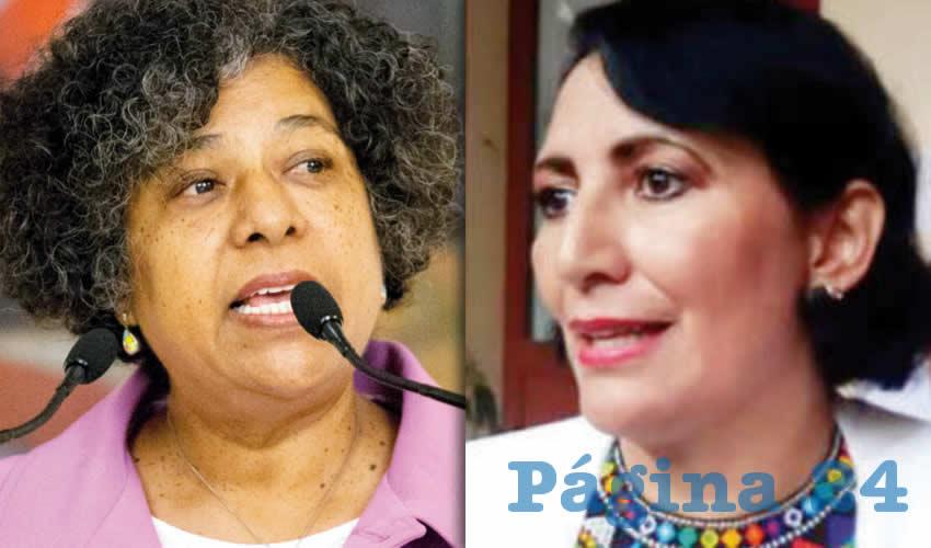"""""""Candelaria Ochoa obstaculiza emisión de alertas de género"""""""