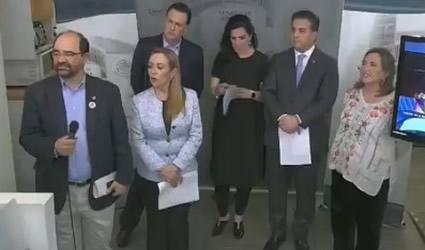 Felipe Calderon y Mariana Gómez Difunden Fake Creada por Ellos Mismos: PAN