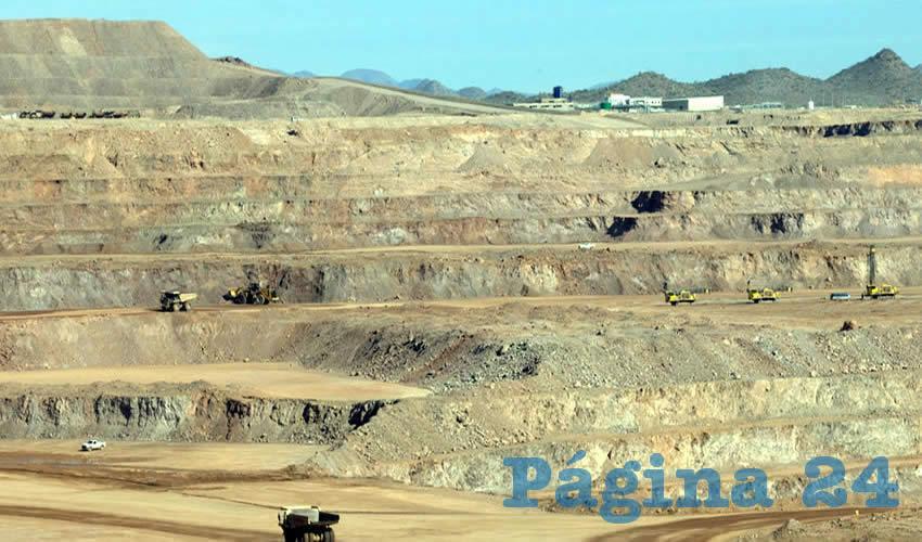 Roban un Camión con 47 Lingotes de oro de Minera de Fresnillo PLC