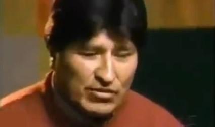 ¿Cómo Olvidar el Glorioso día en el que Evo Morales le Cerró la Boca a Jorge Ramos?