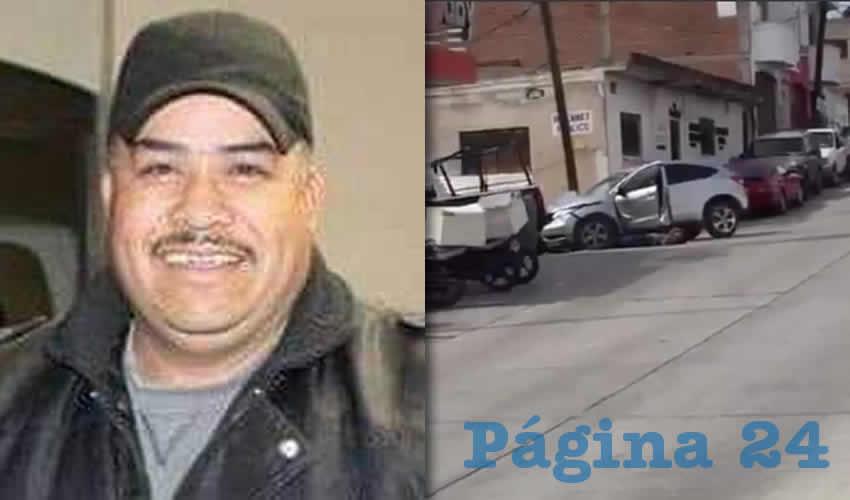Asesinan a Balazos al Director de Seguridad de Valparaíso