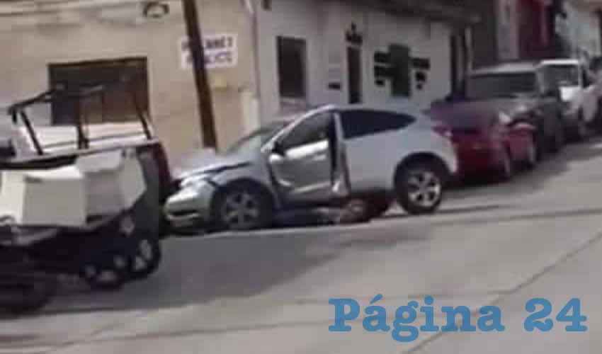 En Río Grande se Enfrentan a Balazos Policías Estatales y Sicarios; 4 Pierden la Vida