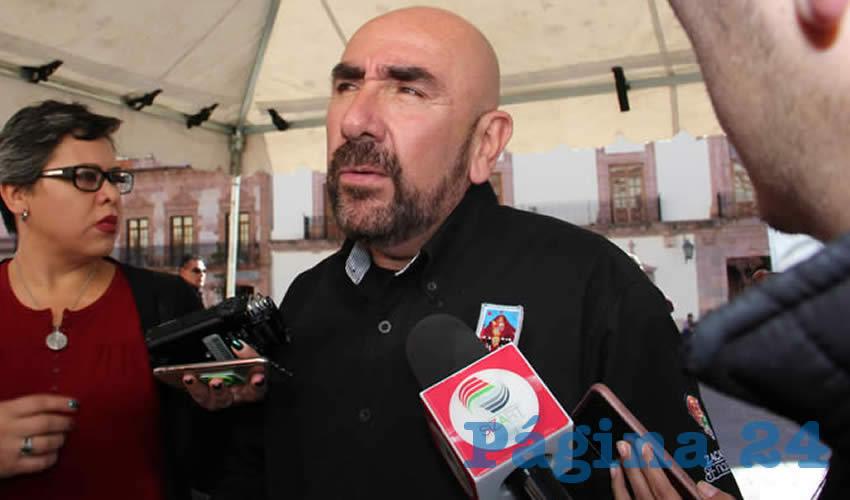 Policía Municipal Implementa Operativo de Seguridad por el Buen Fin: Muñoz