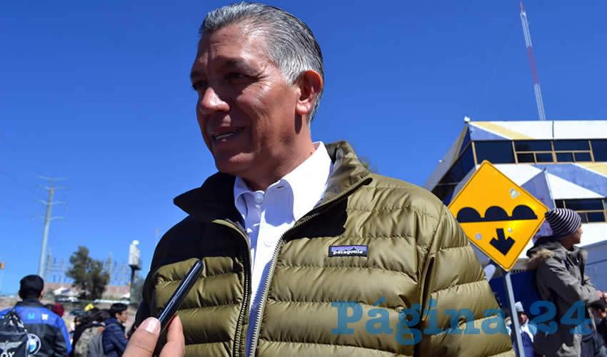 Inzace También Examina Efectos Negativos en Presupuesto Para 2020: Francisco Carrillo