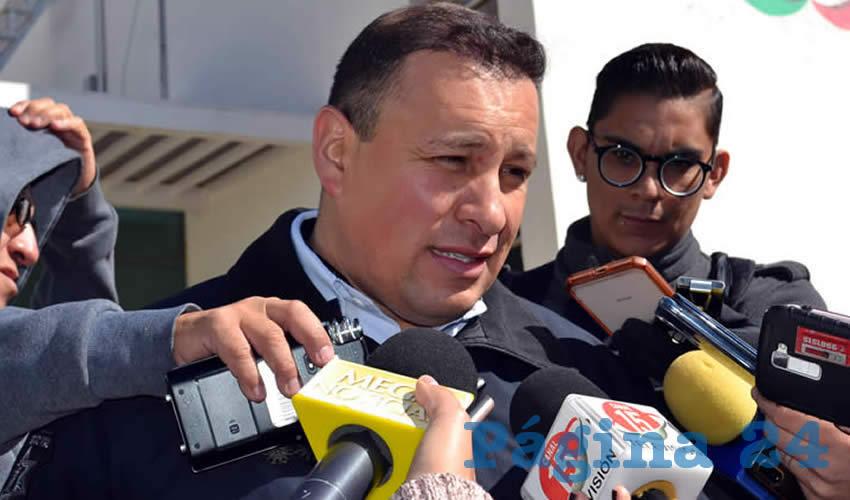 "Programa Lo Legal Pretende ""Meter Orden"", Apuntó Oswaldo Caldera"