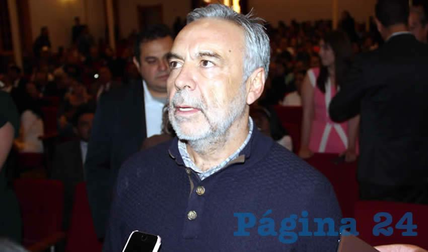 Hay una Crisis de Ingresos, Urge una Gran Reforma Hacendaria en el País: Alfonso Rodríguez