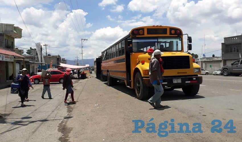 Pobladores de San José de Río Exigen Mantenimiento a la Carretera