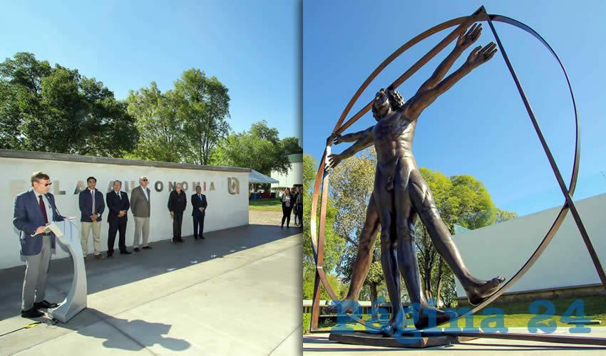 Celebra UAA 77 Años de Autonomía con  la Inauguración de un Espacio Simbólico
