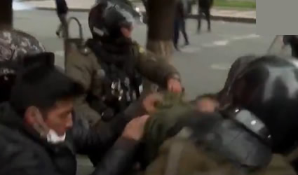 El Golpe de Estado en Bolivia