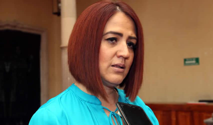 Claudia Patricia Santa Ana Zaldívar, directora del ICA (Foto: Archivo)