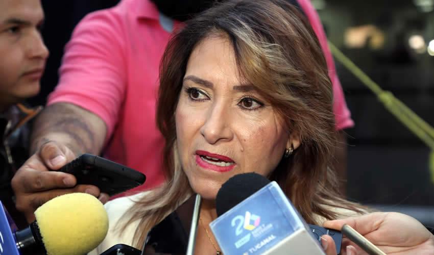 Lourdes Carmona Aguiñaga, directora de Servicios Educativos del IEA (Foto: Archivo)