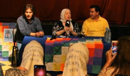 Conferencia de Prensa en Repudio al Golpe de Estado en Bolivia