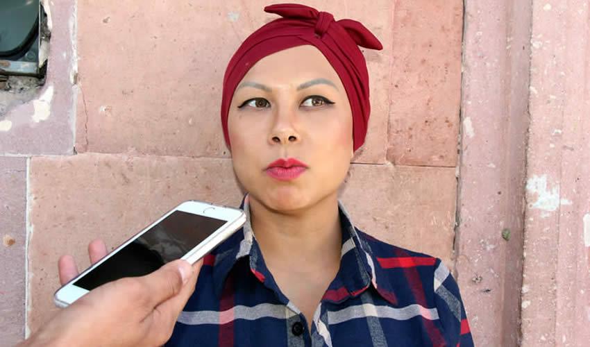 Fátima de Lira Urunday, guía de turistas
