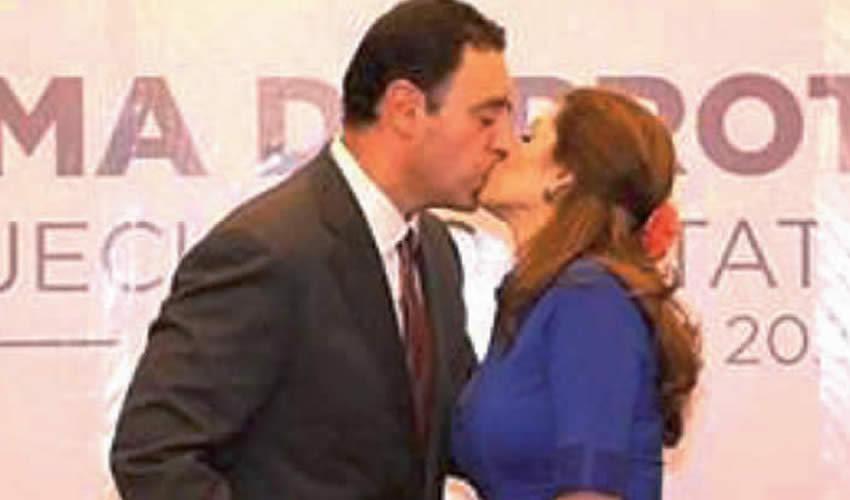 Alejandro Tello Cristerna y Cristina Rodríguez Pacheco