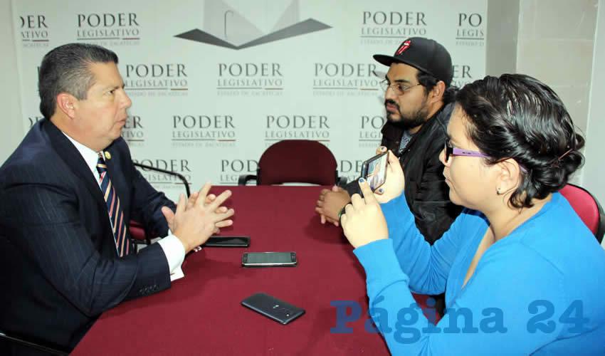 La Prioridad Para el Presupuesto Para 2020 es la Seguridad Pública: Eduardo Rodríguez