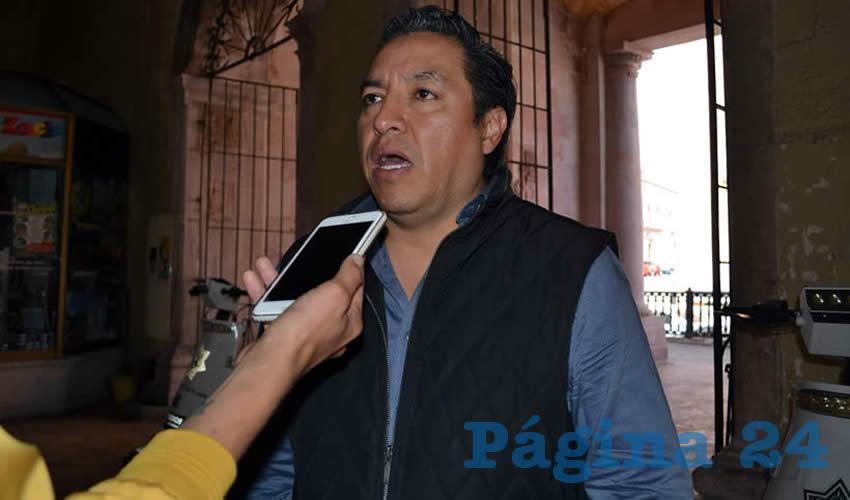 """Pese al Clima de Violencia e Inseguridad, a mí me ha ido muy Bien"""": Esaú Morales"""
