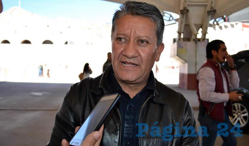 Durante las Fiestas Decembrinas se Mantendrá Ritmo de Trabajo en Recolección de Basura: Jaime Cruz