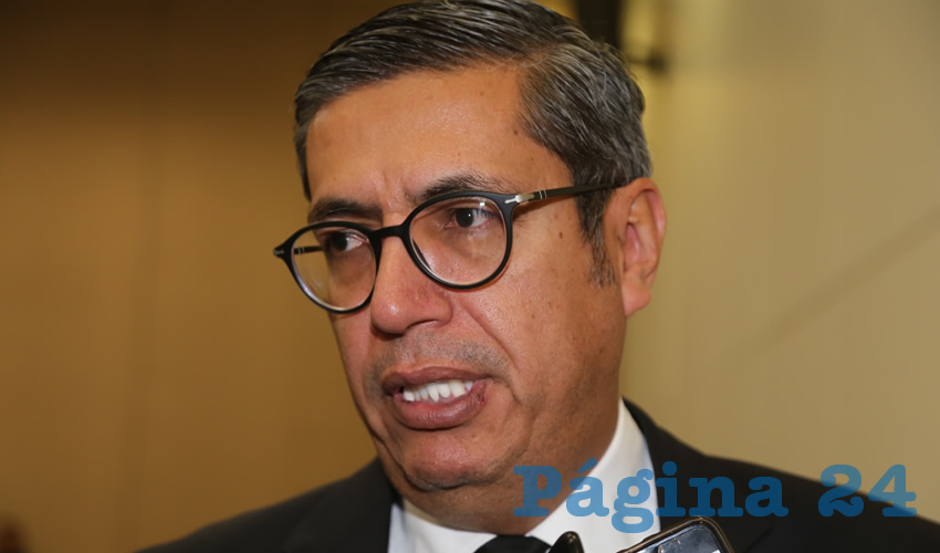 Jesús Figueroa Ortega, fiscal general del Estado (Foto: Archivo)