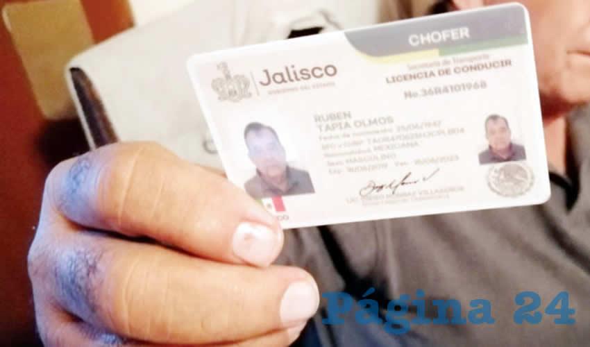 Creció Demanda De Licencias De Conducir Pagina 24 Jalisco