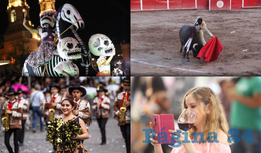 Los indicadores en materia turística posicionan a Aguascalientes como el quinto destino sin playa más atractivo, a nivel nacional