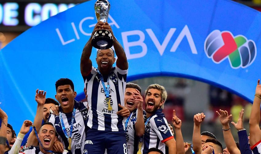 Nueve Años Después, Rayados se Corona Campeón del Futbol Mexicano