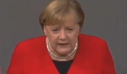 Nada más Porque lo dice Merkel; si lo Dijera AMLO se Armaba…