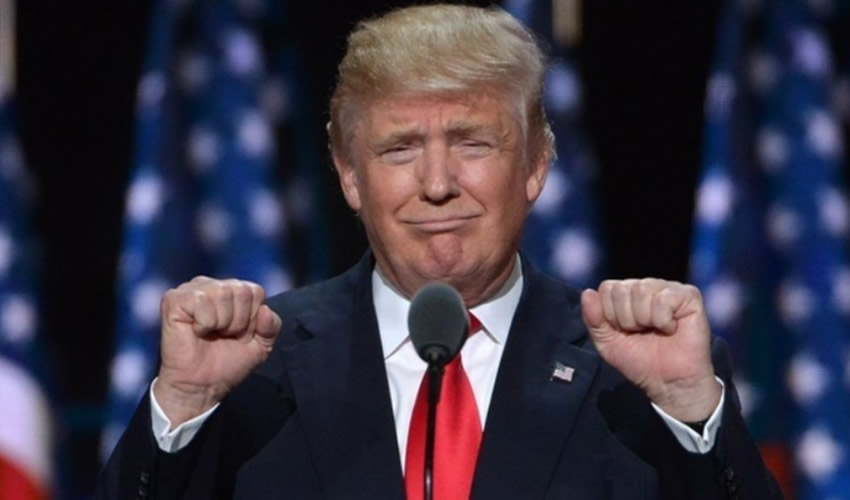 Inminente, la Exoneración de Trump