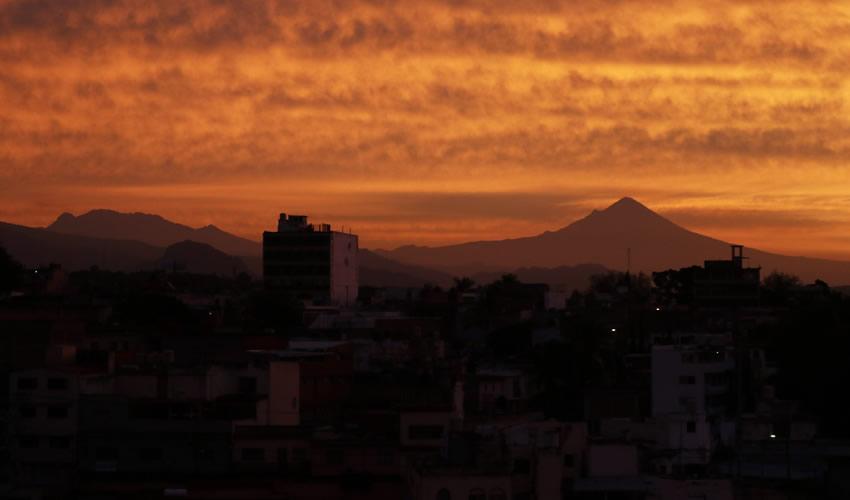 Descartan Riesgos por Actividad del Popocatépetl
