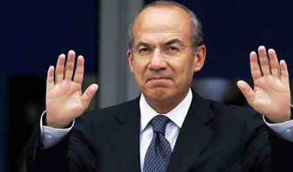 Los 5 Mitos de Felipe Calderón