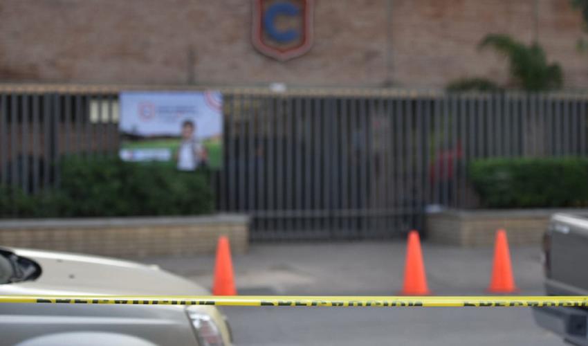 Fuera de Peligro, Cinco Alumnos y un Adulto Heridos en el Colegio Cervantes