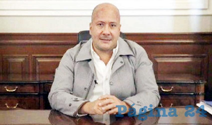 """Alfaro Reitera que Jalisco no se Unirá al Insabi Porque """"Está Condenado al Fracaso"""""""