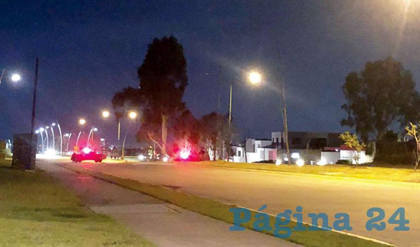 La mujer conducía una camioneta en la colonia Virreyes Residencial, cuando dos camionetas le cerraron el paso y abrieron fuego en su contra/Foto: Especial
